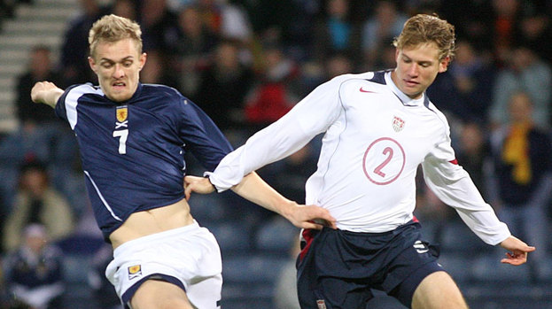 Scotland last faced USA in a Hampden friendly back in 2005.