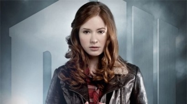 Who's hot?: Scottish star Karen Gillan.