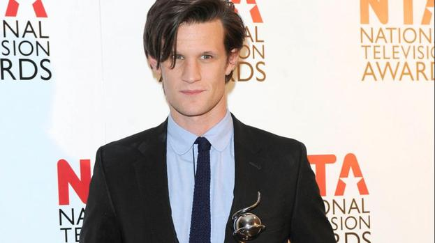 Matt Smith to read poetry on Disney show