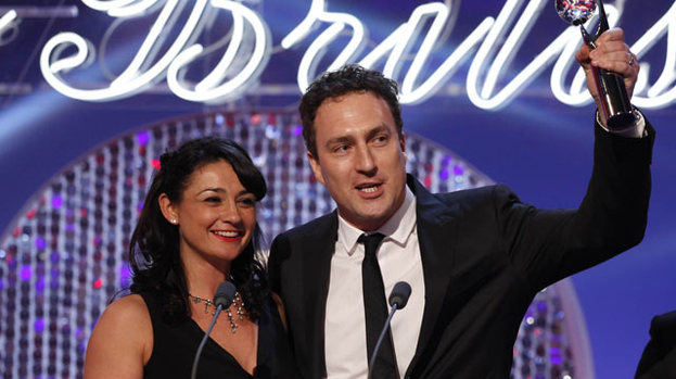 Spectacular stars: John and Moira's car accident named Spectacular Scene of the Year
