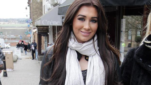 Lauren Goodger 'not ready' for abuse