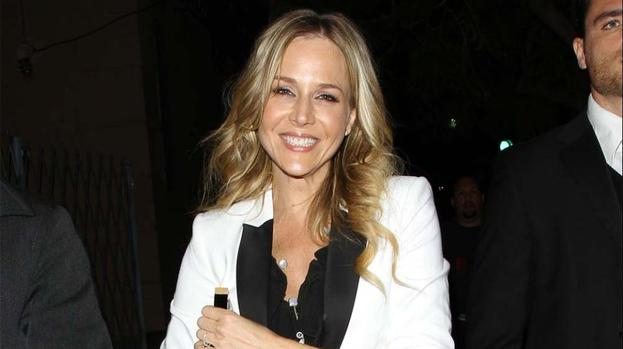 Julie Benz marries