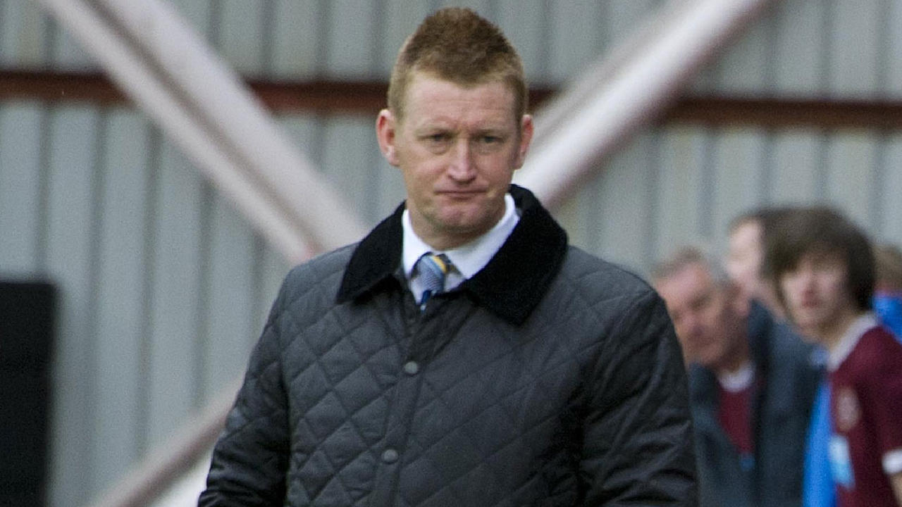 Steve lomas left frustrated by st johnstone s post split for A t the salon johnstone