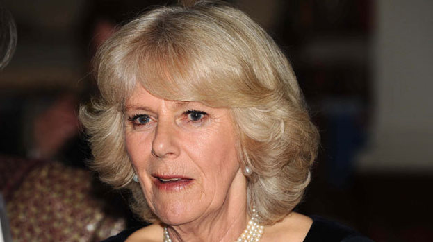 A true honour: Kim Adam will perform in front of Camilla, Duchess of Rothesay (pictured) in Edinburgh today