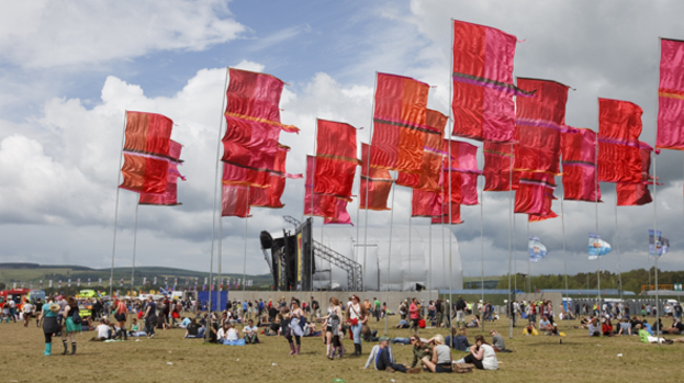T in the Park: bands will be on bill alongside big names