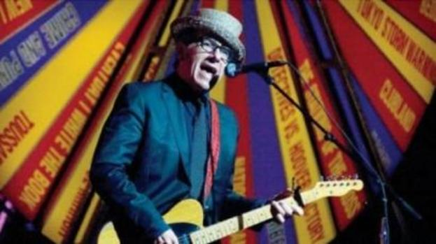 Elvis Costello: Glasgow are happy now