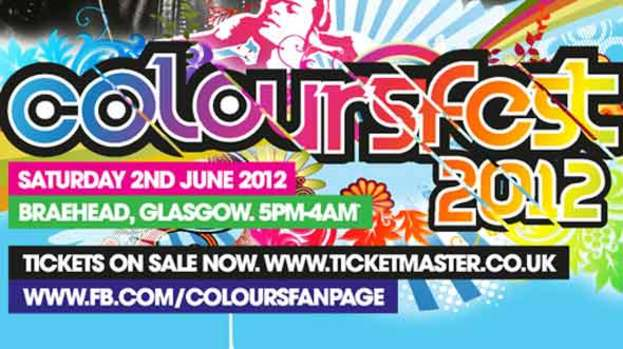 Coloursfest 2012 is back with a bang