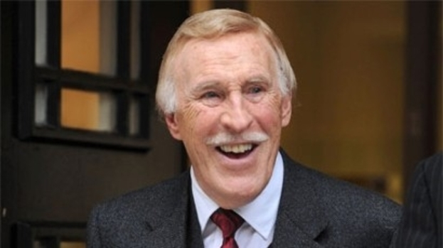 Host with the most: Bruce Forsyth thinks his wife would be a good addition to Strictly Come Dancing