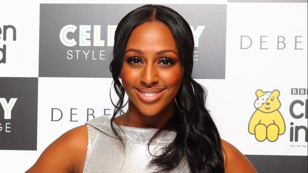 Alexandra Burke's 'colourful' album