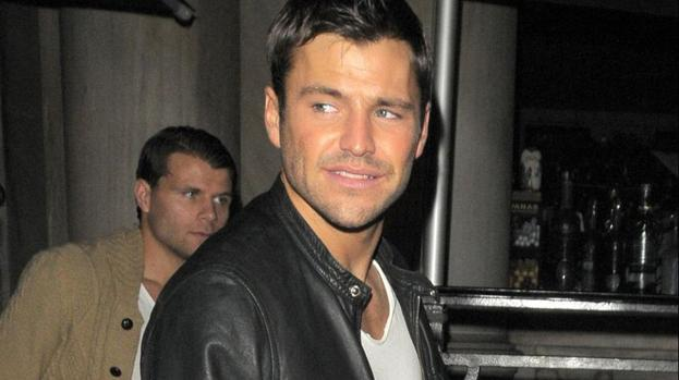 Mark Wright in trouble for ogling Ice T's wife