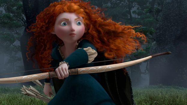 Brave hearts: The EIFF welcomes Disney-Pixars latest offering to our screens.