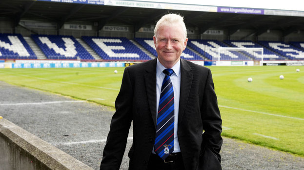 Inverness chairman Kenny Cameron