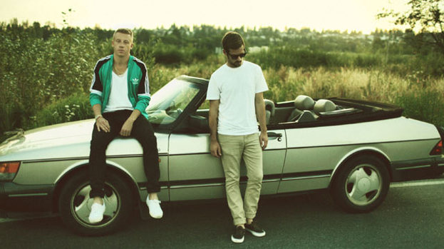 Making sweet music: Macklemore and Ryan Lewis