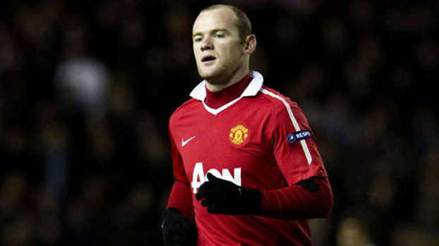 Manchester United ace Wayne Rooney
