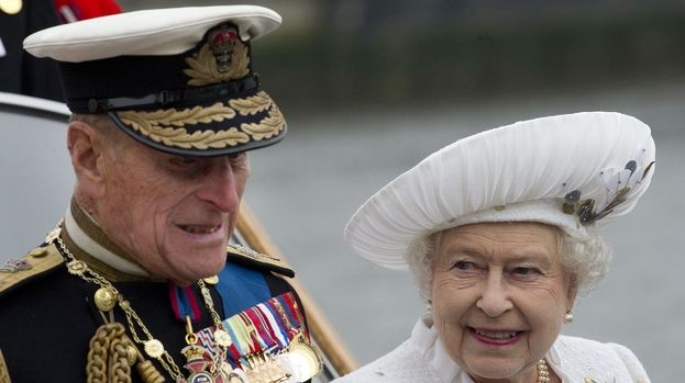 The Duke fell ill and missed the Diamond Jubilee concert