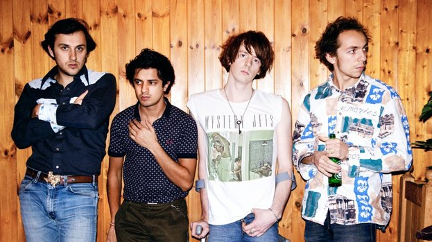Mystery Jets: were Friday evening attraction at Highland music festival