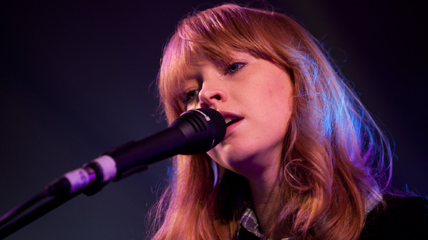 Lucy Rose at RockNess: artist and band played standout set at music festival on Saturday