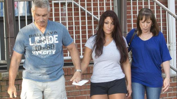 Jersey Shore's Deena Cortese arrested