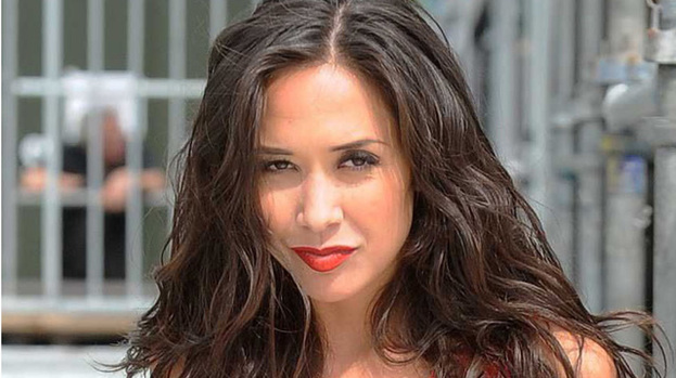Staying strong: Myleene looked stunning at the Diamond Jubilee celebrations on June 2