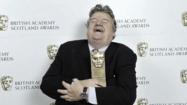 Outstanding Contribution: Robbie Coltrane took award home last year