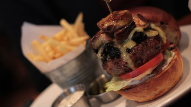 beat the burger with some fine dining restaurants in dundee