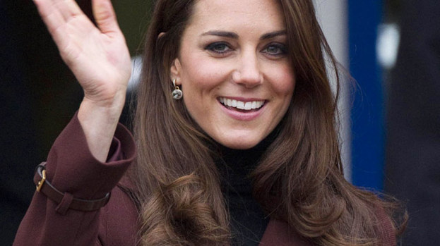 Party planner: Kate Middleton has reportedly been spotted heading to Wales for William's birthday