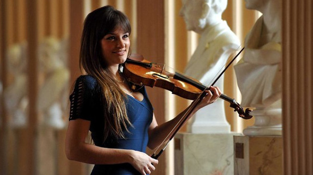 Time for T: Nicola Benedetti will perform on the Main Stage at this year's festival