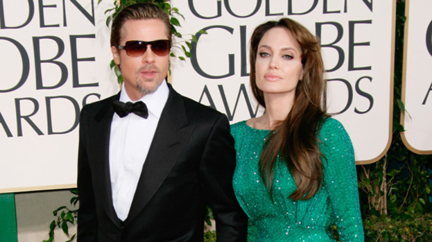 Getting wed: Brad Pitt and Angelina Jolie are reportedly set to marry in New Orleans