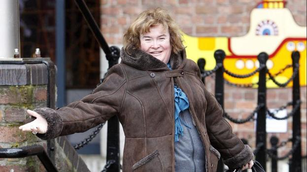 Susan Boyle to get honourary doctorate