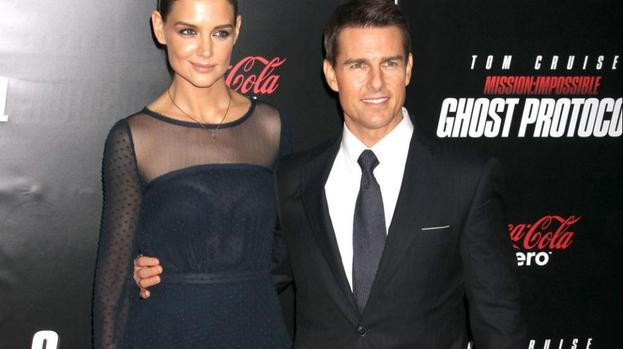 Katie Holmes' parents relieved about divorce