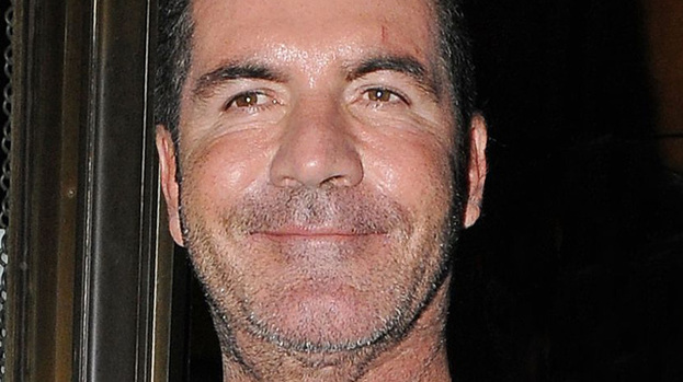 Naughty boy: Simon Cowell has been opening up about his flirtatious nature