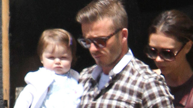 Birthday girl: Harper is set to party in style