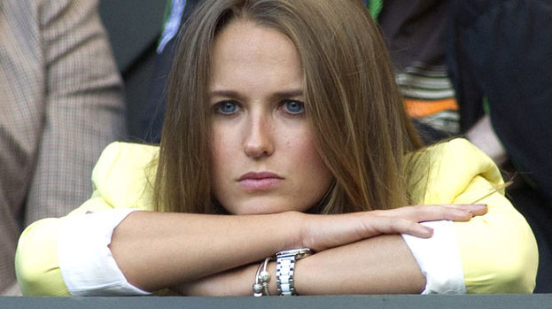 Queen of the courts: Kim Sears likened to Kate Middleton