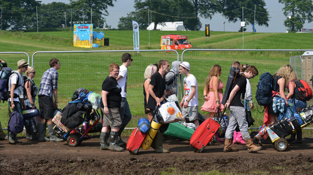 Time for T: T in the Park officially kicks off today (July 6) and runs until Sunday July 8