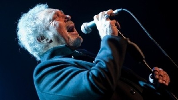 Headline gig: Scots singers TJ Bilham and Carrie Mac are supporting Tom Jones.