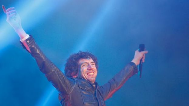 Gary Lightbody: T are well aware the frontman is happy.