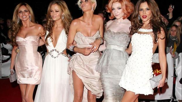 Girls Aloud not sure how to celebrate anniversary