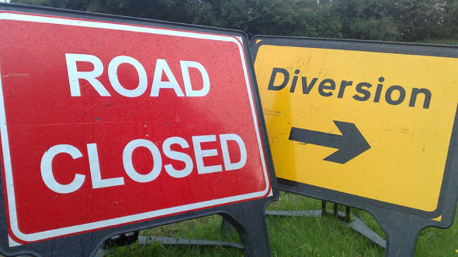 Key route to close over two weekends to allow for city bypass works