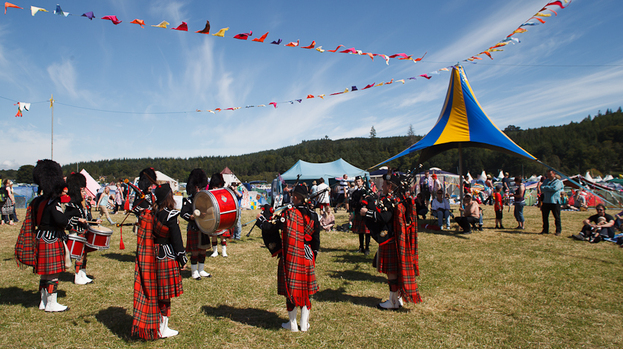 Tartan Heart: Belladrum impressed in blissful temperatures