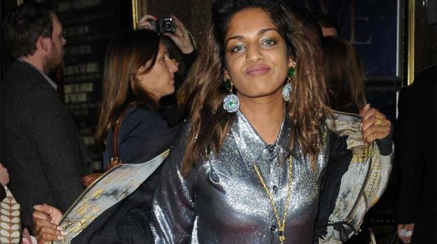 M.I.A's new album like 'Paul Simon on acid'