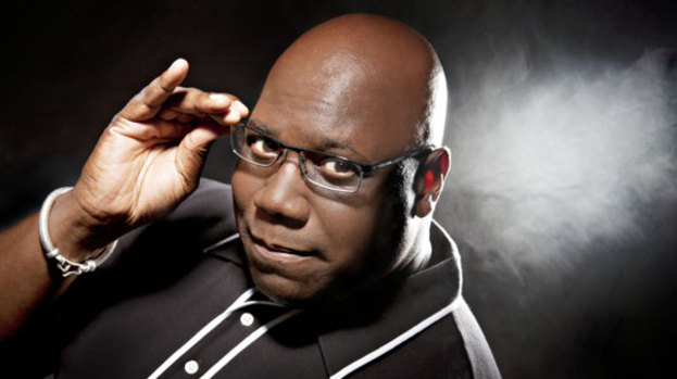 Carl Cox back in the capital