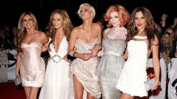 Nadine Coyle 'shunned' by Girls Aloud