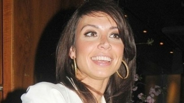 Christine Bleakley: She's a prefect match for Frank.