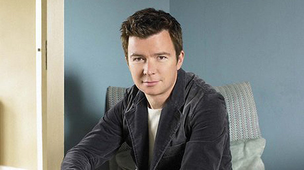 Rick Astley reveals Scottish show