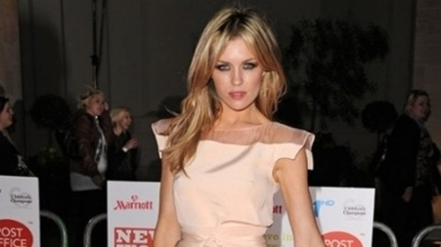 Here comes the bride: Abbey Clancy will marry Peter Crouch today