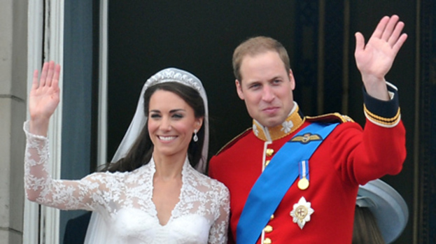 Royal couple testicle dedication