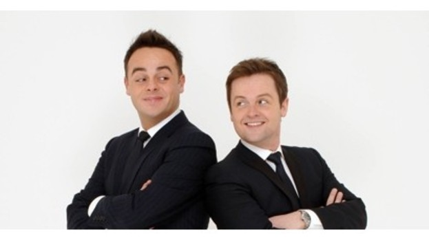 Ant and Dec: Attract golf hero to new show.