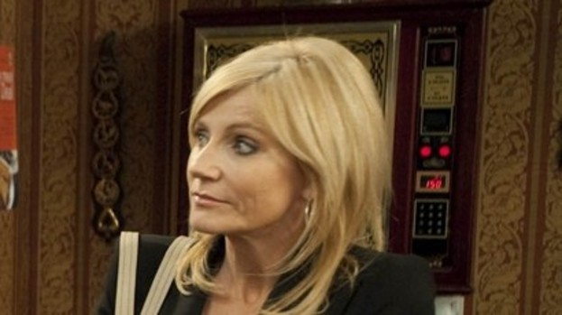 Michelle Collins: Looking forward to Corrie role.