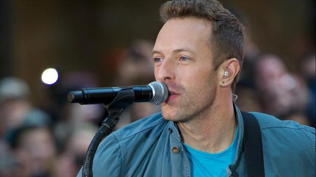 Chris Martin has tinnitus