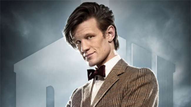 Doctor Who? Scientists reveal Time Lord's average face